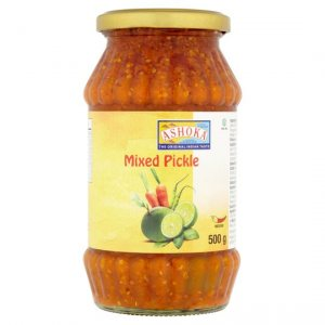 Пикули микс (Mixed Pickle), Ashoka
