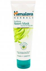 Антибактериальная очищающая маска с нимом (purifying neem mask), Himalaya Herbals