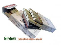 Безникотиновые сигареты Нирдош (Nirdosh), Maan
