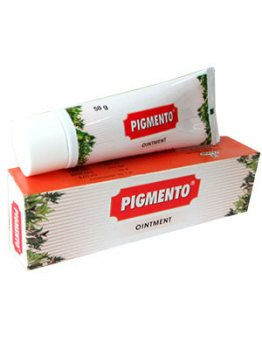 Мазь Пигменто (Pigmento Ointment), Charak