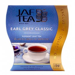 Чай Jaf Tea Earl Grey Classic