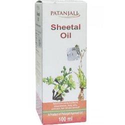 Аюрведическое масло Навратна (Sheetal Oil), Patanjali