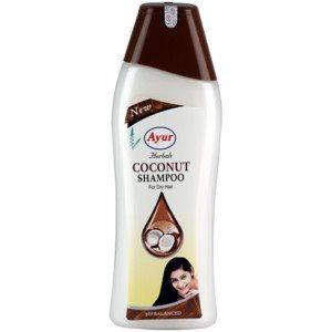 Аюрведический шампунь с кокосом, Ayur