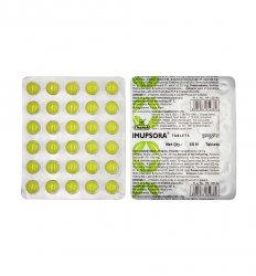 Имупсора в таблетках (Imupsora tablets), Charak