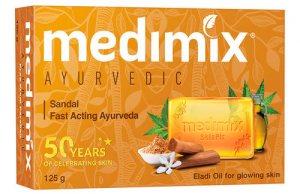 Аюрведическое мыло Сандал, Medimix