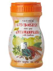 Чаванпраш с шафраном (Chyawanprash with saffron), Patanjali