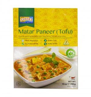 Готовое блюдо Матар Панир (Тофу) (Matar Paneer (Tofu)), Ashoka