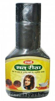 Индийский шампунь Сат Ритха, Swati