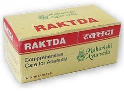 Рактда (Raktda), Maharishi Ayurveda