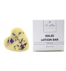 Натуральный твердый лосьон для тела Тропик (Solid Lotion Bar Tropic), Le delice