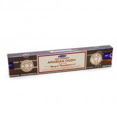 Благовония Арабский Уд (Arabian Oudh incense), Satya