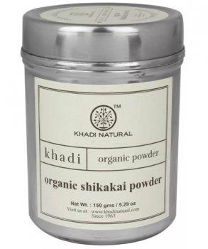 Органический порошок Шикакай, Khadi
