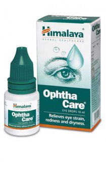 Глазные капли Ophthacare, Himalaya Herbals