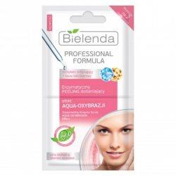 Энзиматический пилинг с эффектом aqua-oxybration для сухой и нормальной кожи, Bielenda