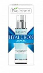 Увлажняющая сыворотка для лица Hyaluron, Bielenda