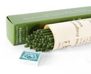 Благовония японские Зелёный чай, Nippon Kodo