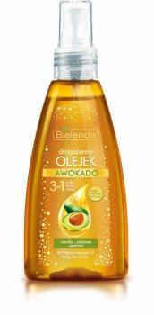 Драгоценное масло авокадо 3 в 1 для тела, лица и волос, Bielenda