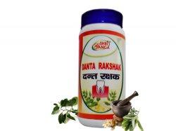 Аюрведический зубной порошок Danta Rakshak, Shri Ganga