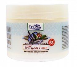 Маска для активного восстановления волос Тулси и хна, Triuga