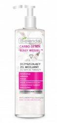 Мицеллярный гель для умывания и снятия макияжа (Carbo Detox White), Bielenda