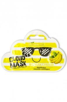 Маска-облачко для лица увлажняющая Banana, Bielenda