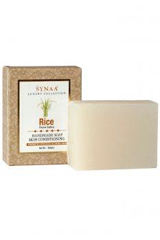 Натуральное мыло ручнойработы Рис, Synaa
