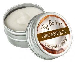 Бальзам для губ Кокосовое печенье, Organique