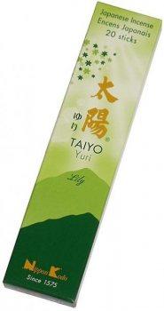 Благовония Японские Yuri Lily TAIYO, Nippon Kodo