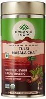 Лечебный аюрведический чай Tulsi Masala Chai, Organic India - доп. фото