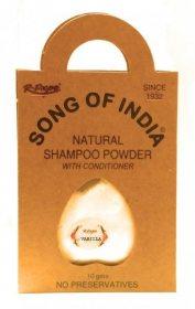 Шампунь-кондиционер в порошке Patchouli Amber, Song of India