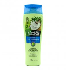 Шампунь для придания объёма тонким волосам, Vatika Dabur