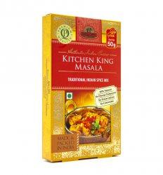 Традиционная индийская смесь специй Китчен Кинг (Kitchen King Spice Mix), Good Sign Company