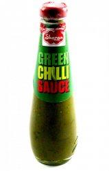 Индийский пряный соус из зеленого перца, Shezan
