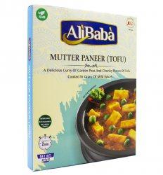 Готовое блюдо Мутер Панир (Mutter Paneer (Tofu)), AliBaba