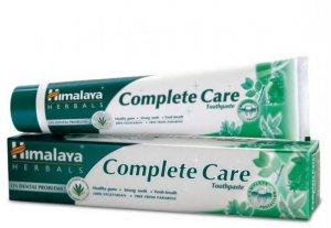 Зубная паста с антиоксидантами Complete Care, Himalaya Herbals