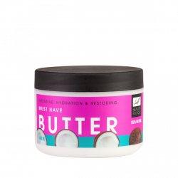 """Питательный баттер для тела """"Интенсивное увлажнение и восстановление"""", Luff"""