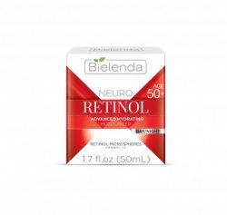 Крем против морщин день-ночь (Retinol 50+), Bielenda