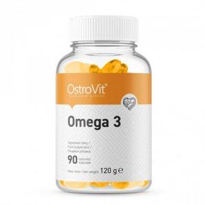 Омега 3 (Рыбий жир) (Omega 3), OstroVit