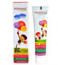 Детская зубная паста Dant Kanti Junior, Patanjali