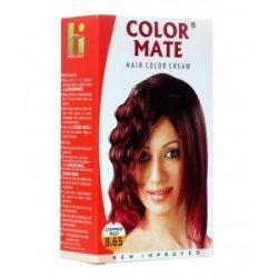 Крем-краска для волос 8.65 Color Mate, Copper Red Медный