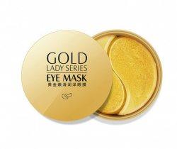 Гидрогелевые патчи под глаза с золотом (GOLD LADY SERIES) (XXM12024), Images
