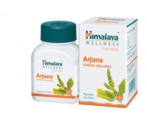 Арджуна (Arjuna), Himalaya Herbals