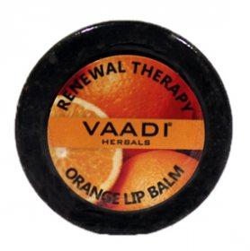 Восстанавливающий бальзам для губ Апельсин, Vaadi