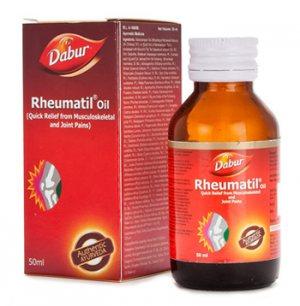 Ревматил масло (Rheumatil), Dabur