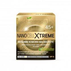 Дневной крем от морщин SPF 8 Nano Cell Xtreme, Bielenda