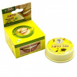 Тайская зубная паста-таблетка с экстрактом манго (Mango), 5 Star Cosmetic
