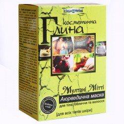 Аюрведическая глина Мултани Митти, Triuga Herbal