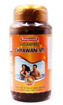 Чаванпраш без сахара Чаван-Вит (Chawan-Vit), Baidyanath