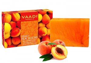 Аюрведическое мыло с персиком, Vaadi