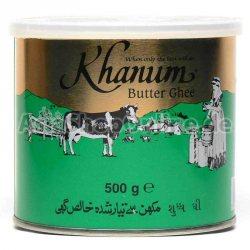 Масло ги Ghee, Khanum